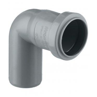 Отвод внутренний 40 мм, 87° однораструбный