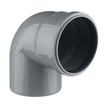 Отвод внутренний Ostendorf 110 мм 87° однораструбный