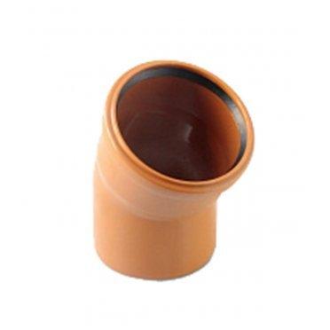 Отвод для наружной канализации 160х31 PP