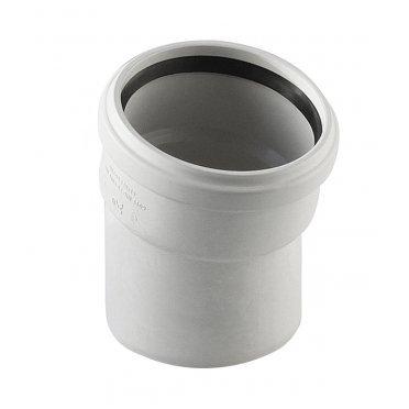 Отвод шумопоглощающий 58 мм 15° Polytron Stilte Plus