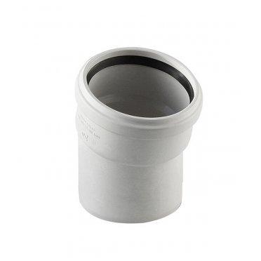Отвод шумопоглощающий 110 мм 15° Polytron Stilte Plus