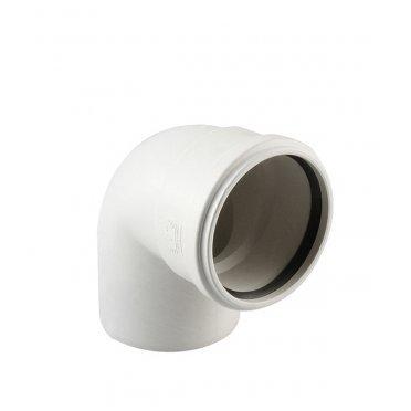 Отвод шумопоглощающий 58 мм 87,5° Polytron Stilte Plus