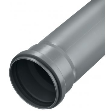 Труба канализационная внутренняя 110х1000 мм