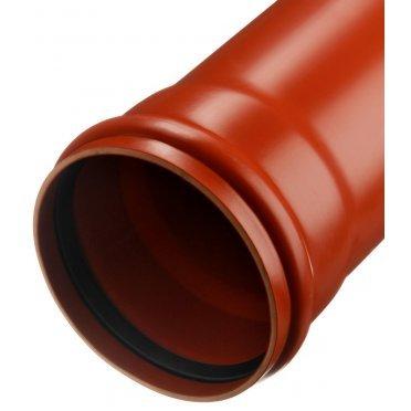 Труба канализационная наружная 160х1000 мм