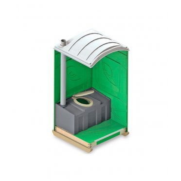 Туалетная кабина EcoLight