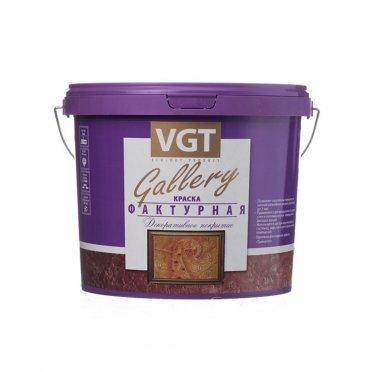Краска фактурная VGT 9 кг