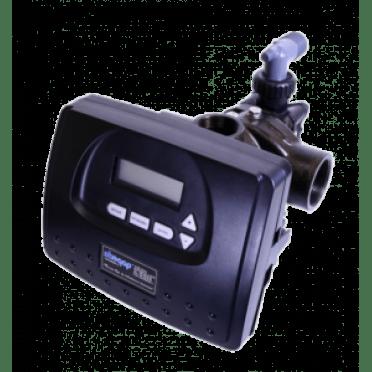 Автоматический клапан управления с регенерацией по времени