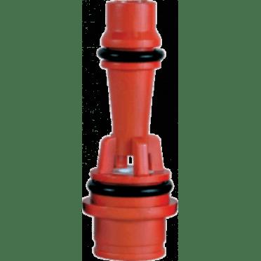 Инжектор V1/V125 для корпуса 9″, красный