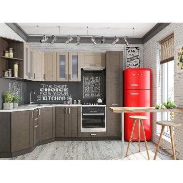 Кухня Кухня Лофт-04