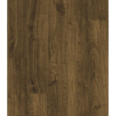 Ламинат Quick Step Eligna 32 класс дуб темно-коричневый промасленный 1,722 кв.м 8 мм