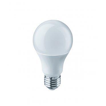 Лампа светодиодная 10 Вт E27 груша A60 4000 К дневной свет 230 В матовая