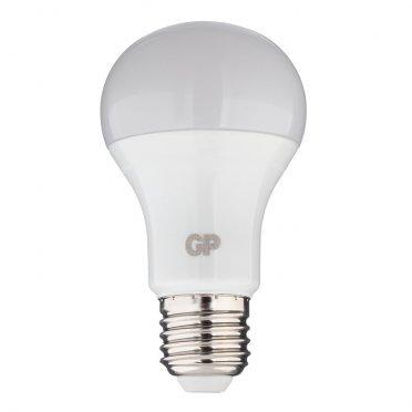 Лампа светодиодная GP 9 Вт E27 груша A60 4000 К дневной свет 220-240 В матовая