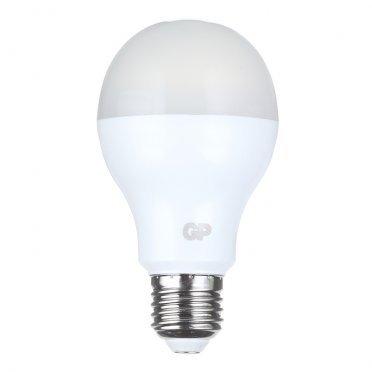 Лампа светодиодная GP 14 Вт E27 груша A60 4000 К дневной свет 220-240 В матовая