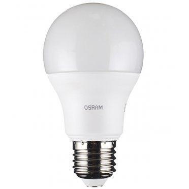 Лампа светодиодная Osram 10,5 Вт E27 груша A60 4000 К дневной свет 230 В матовая