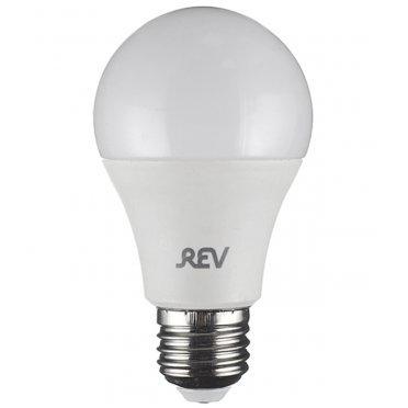 Лампа светодиодная REV 13 Вт E27 груша A60 2700 К теплый свет 230 В матовая диммируемая