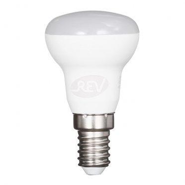 Лампа светодиодная REV 3 Вт E14 рефлектор R39 4000 К дневной свет 230 В матовая