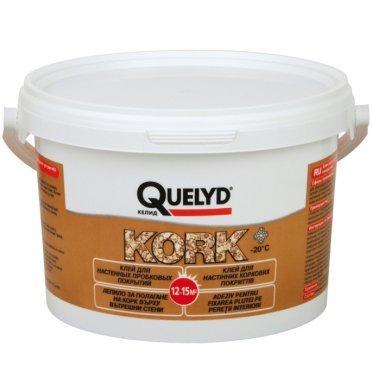 Клей для пробки Quelyd Kork 3 кг