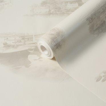 Обои виниловые на бумажной основе Elysium Ницца 901803 (0,53х10 м)