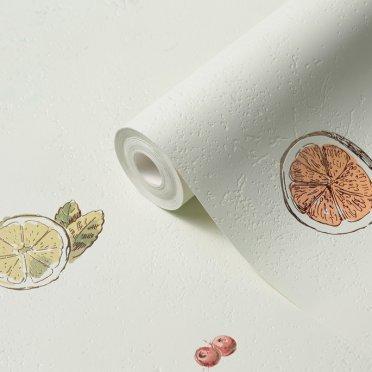 Обои виниловые на бумажной основе Elysium Санрайз 902902 (0,53х10 м)