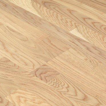 Паркетная доска Polarwood дуб менто 1,678 кв.м 14 мм трехполосная