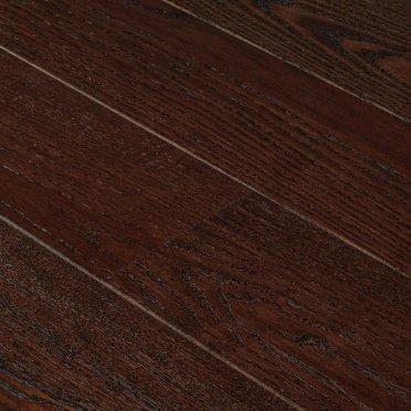 Паркетная доска Tarkett ясень мокка 1,182 кв.м 14 мм однополосная