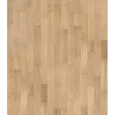 Паркетная доска Focus Floor дуб санни белый 1,678 кв.м 14 мм трехполосная