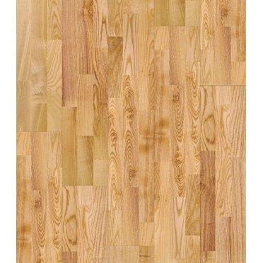 Паркетная доска Focus Floor ясень натуральный 1,678 кв.м 14 мм трехполосная