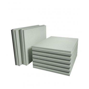 Пазогребневая плита Knauf влагостойкая полнотелая 667х500х80 мм