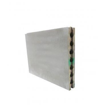 Пазогребневая плита ВОЛМА влагостойкая 667х500х80 мм пустотелая