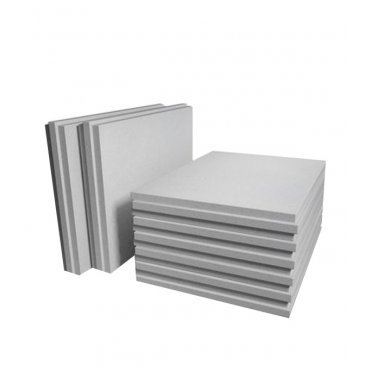 Пазогребневая плита 667х500х80 мм Кнауф (полнотелая)