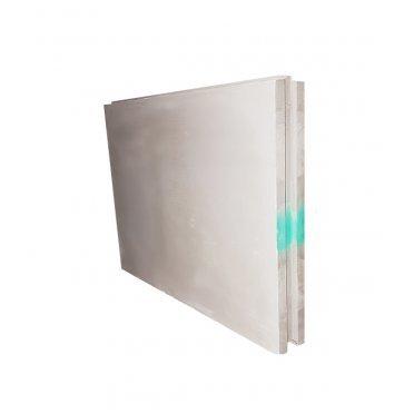 Пазогребневая плита ВОЛМА Гидро 667х500х80 мм полнотелая