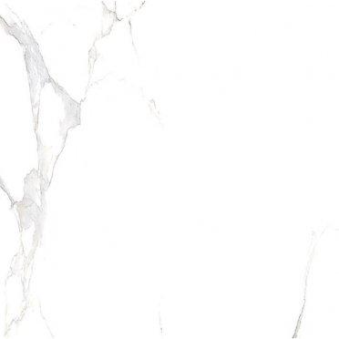 Statuario Classic Керамогранит белый 60x60 полированный