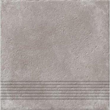 Керамическая плитка Carpet Ступень рельеф, коричневый (C-CP4A116D) 29,8х29,8