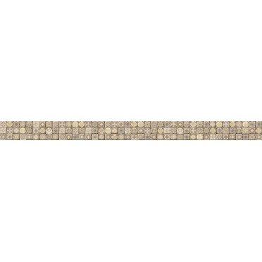 Керамическая плитка Royal Garden бордюр многоцветный (RG1C451DT) 4,5x59,8
