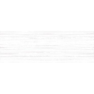 Santorini Плитка настенная рельеф белый (TRU052D) 25x75