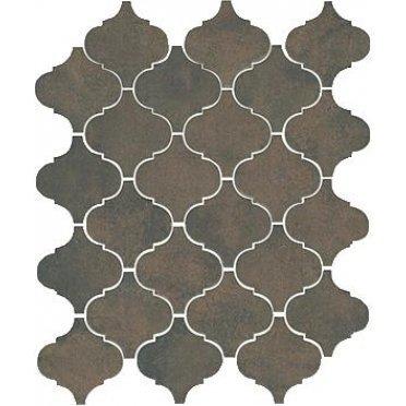Арабески котто коричневый 65004 26х30