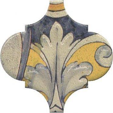 Арабески котто Декор орнамент OP\A163\65000 6,5х6,5