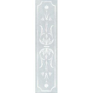 Каподимонте Бордюр голубой STG\A383\11098 60х14,5
