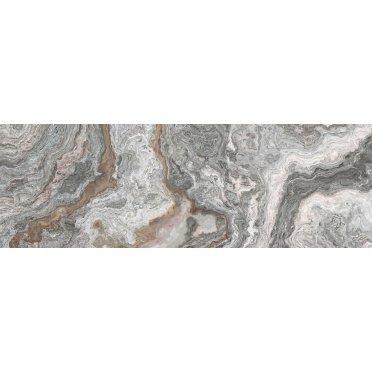 Gray Плитка настенная серый 25х75