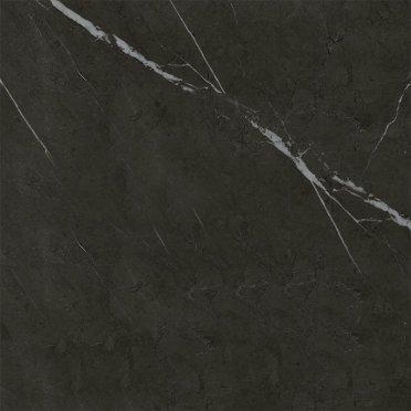 Ceramica Geneva black плитка Керамогранит мрамор 01 цвет черный размер 60х60