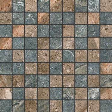 Керамогранит Керамогранит Genesis плитка Мозаика Микс K-105(108)/LR/m01/ для ванной размер 30x30
