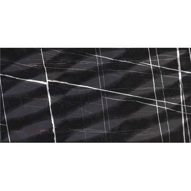 Marble Trend плитка Керамогранит K-1004/SCR/30x60 Nero Dorato
