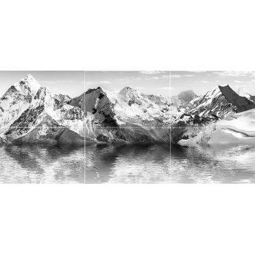 Himalayas P6D255 Панно из 6-ти плиток 90х40