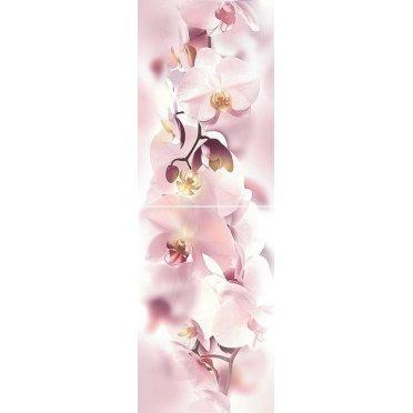 Orchid Панно P2D135 20х60 (из 2-х пл.)