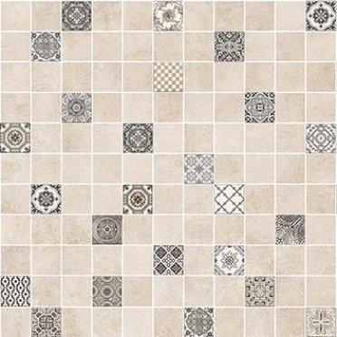 Астрид Мозаика декор кофейный 5032-0291 30х30 плитка ceramics