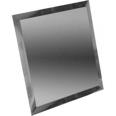 Зеркальная графитовая плитка 10мм КЗГ1-02 - 200х200 мм/10шт