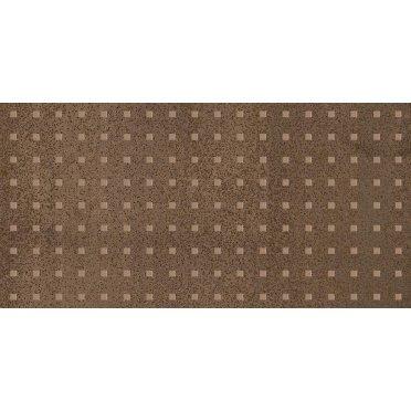 Metallica Pixel Декор коричневый 25х50