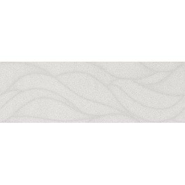 Vega Плитка настенная серый рельеф 17-10-06-489 20х60