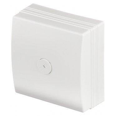 Коробка распределительная DKC для кабель-каналов 76х76х35 мм белая IP20