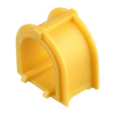 Соединитель подрозетника Schneider Electric желтый (10 шт.)